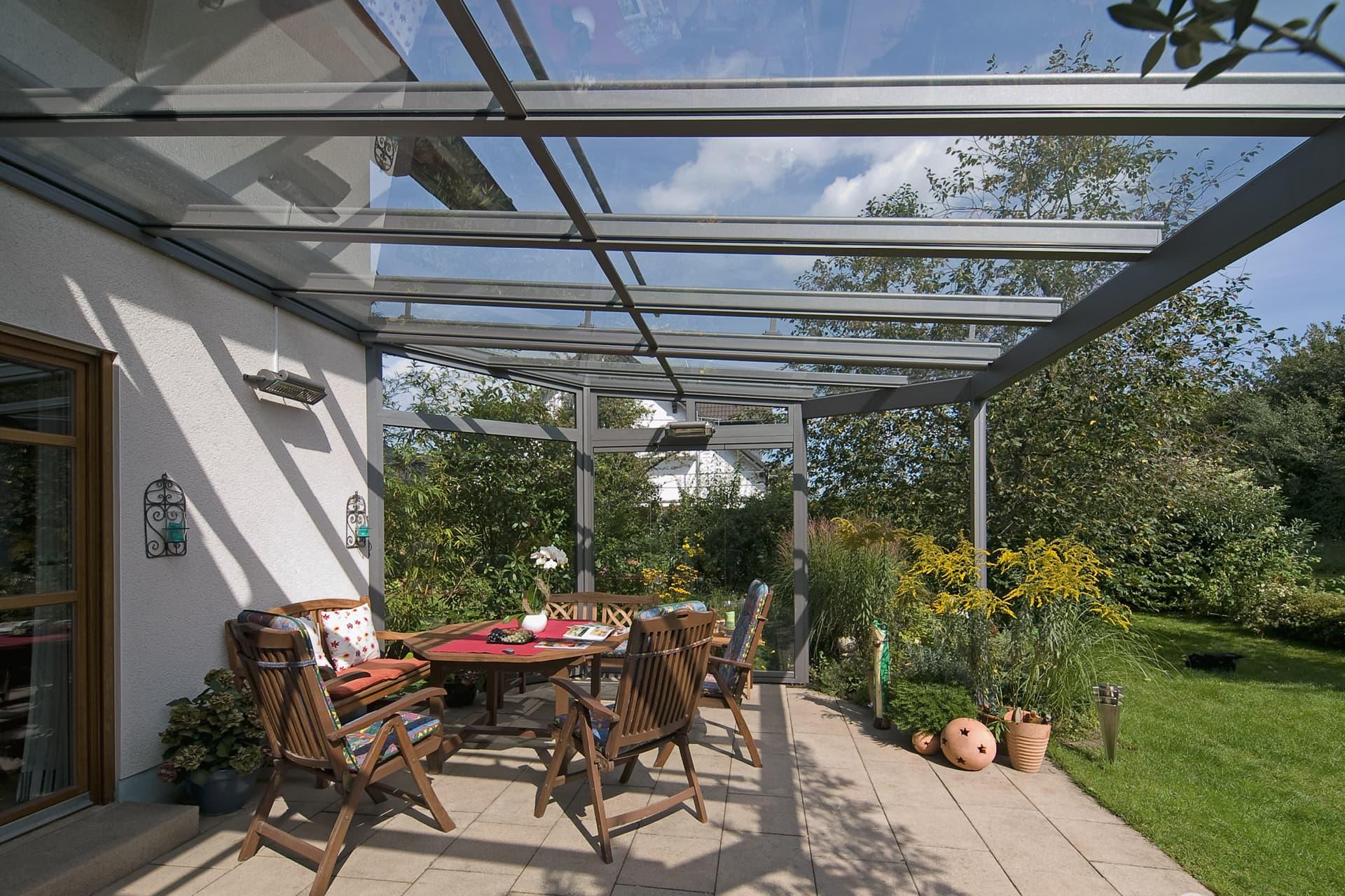 Contemporary Verandas The Outdoor Living Group