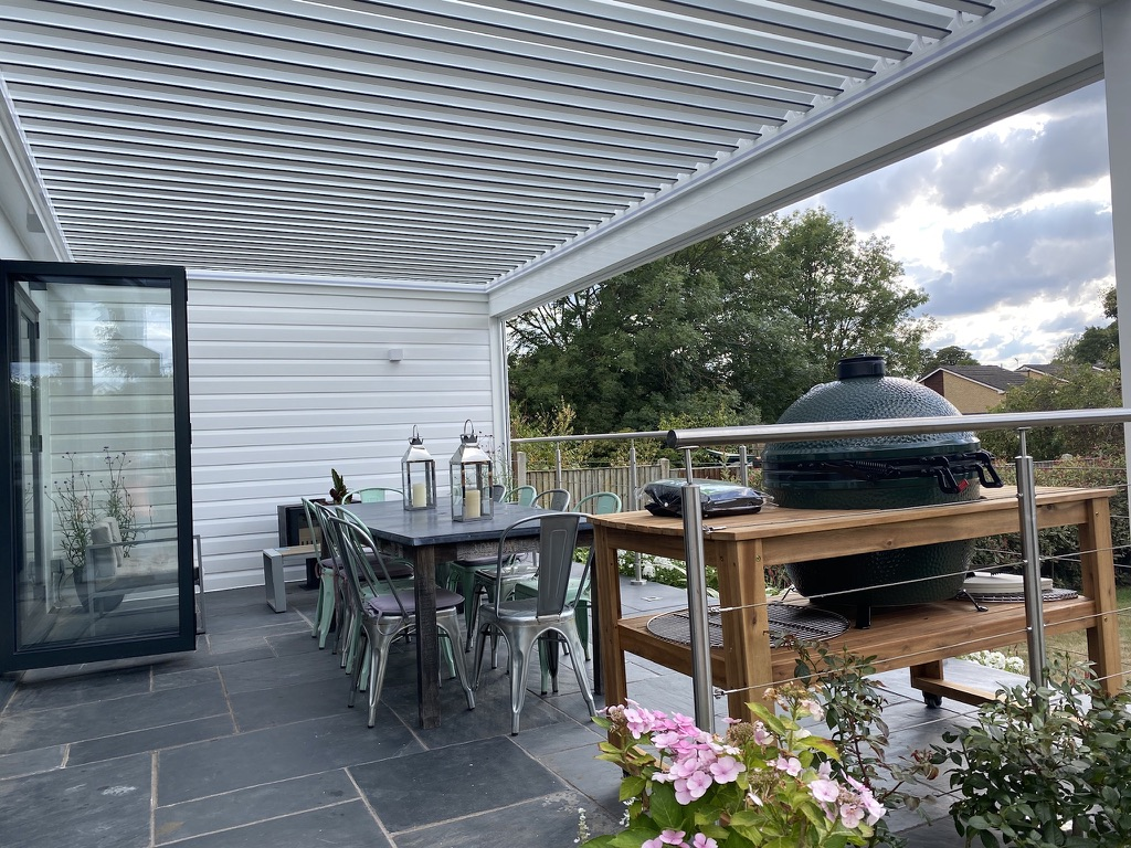 Louvered Roofs in Hertford, Hertfordshire